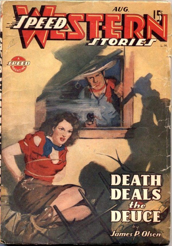 Speed Western August 1944