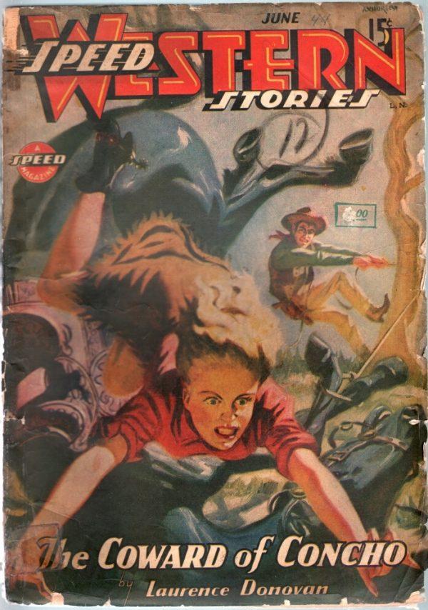 Speed Western Stories June 1944