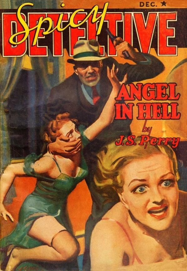 Spicy Detective Stories December 1940