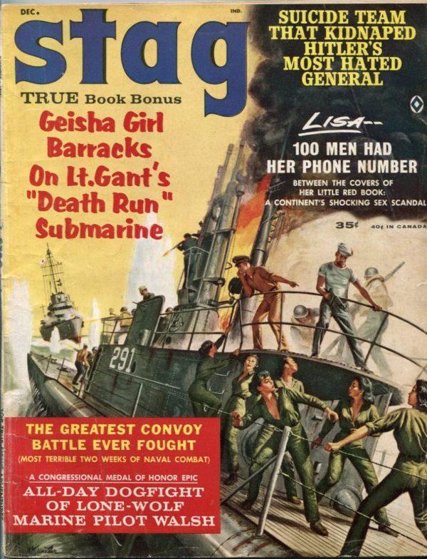 Stag December 1962