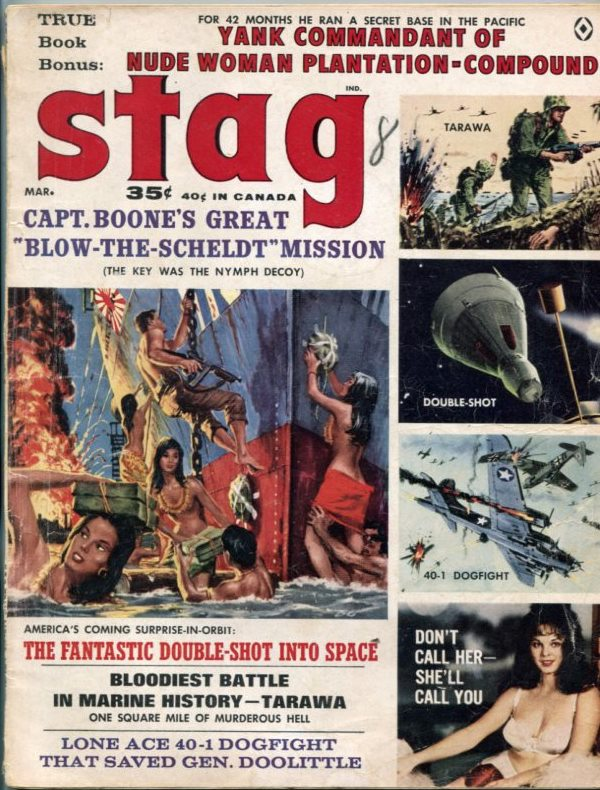 Stag March 1963