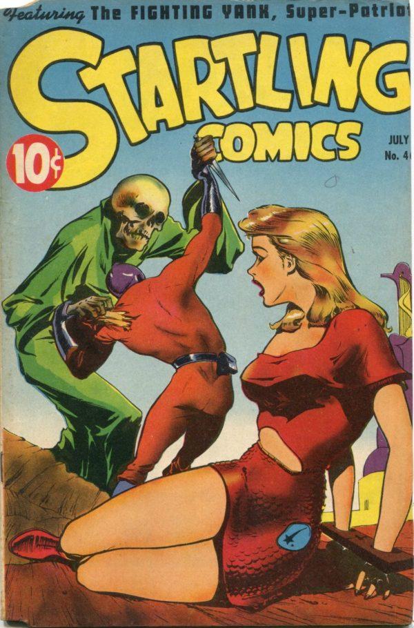 Startling Comics 1947