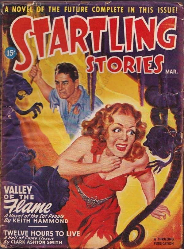 Startling Stories March 1946