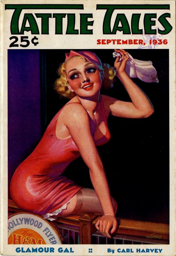 Tattle Tales Sept 1936