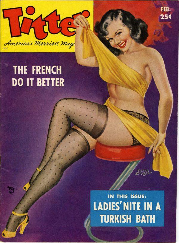 Titter February 1952
