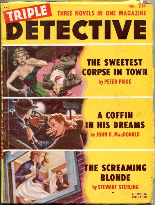 Triple Detective Fall 1953