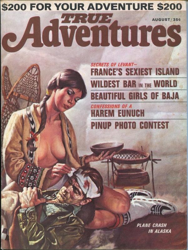 True Adventures August 1965