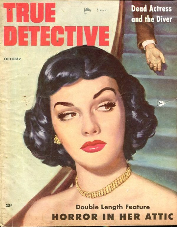 True Detective October 1953