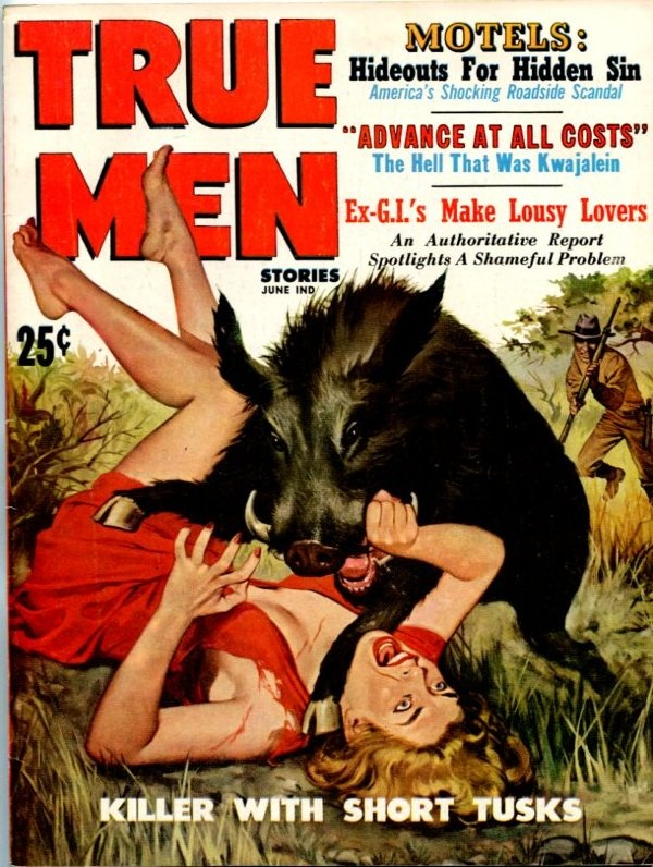 True Men June 1949