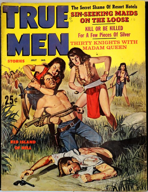 True Men (July, 1961)