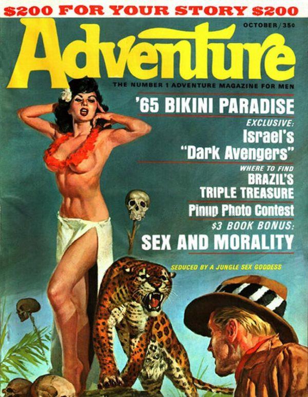 Adventure October 1965