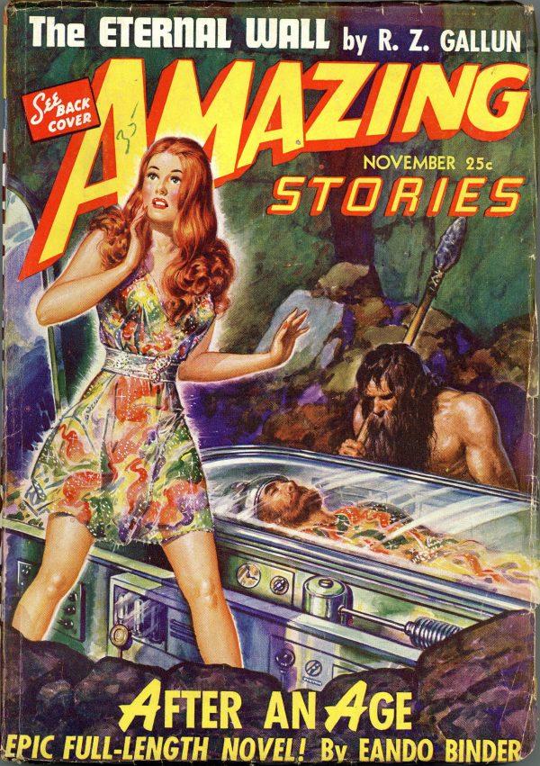 Amazing Stories November 1942