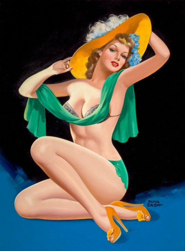Eyeful magazine cover, May 1947