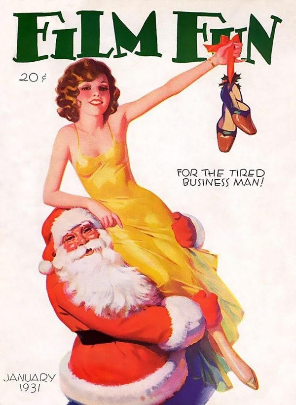 Film Fun Magazine, January 1931
