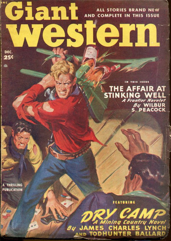 Giant Western December, 1949