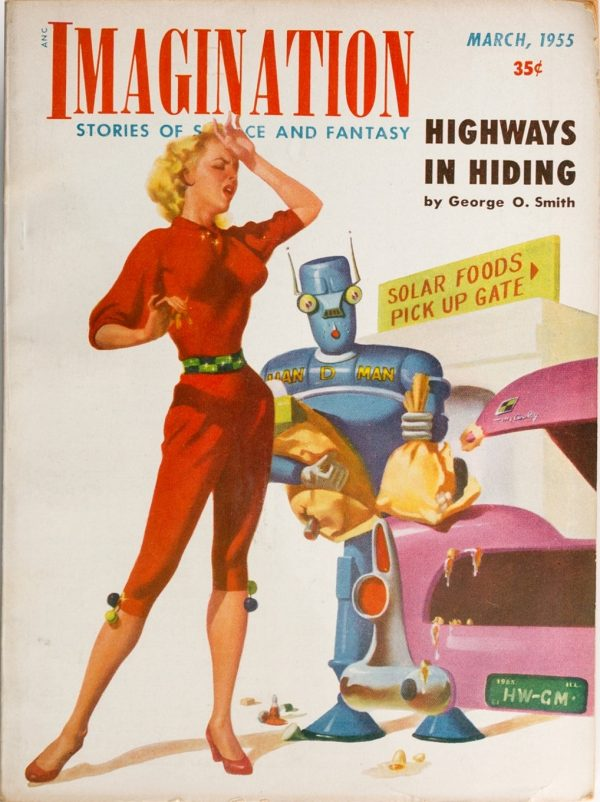 Imagination March 1955
