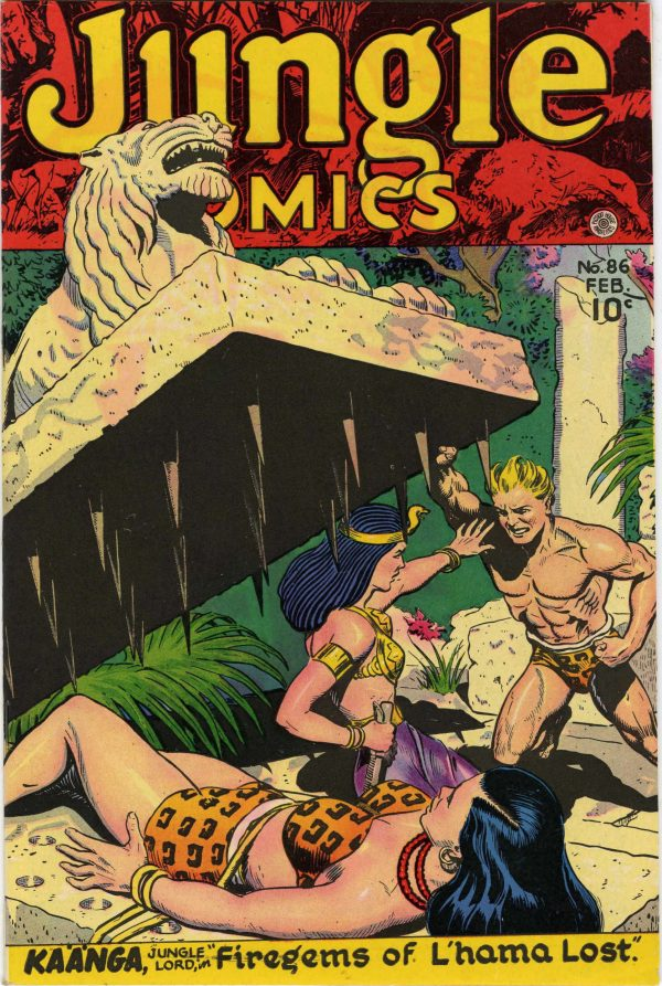 Jungle Comics #86