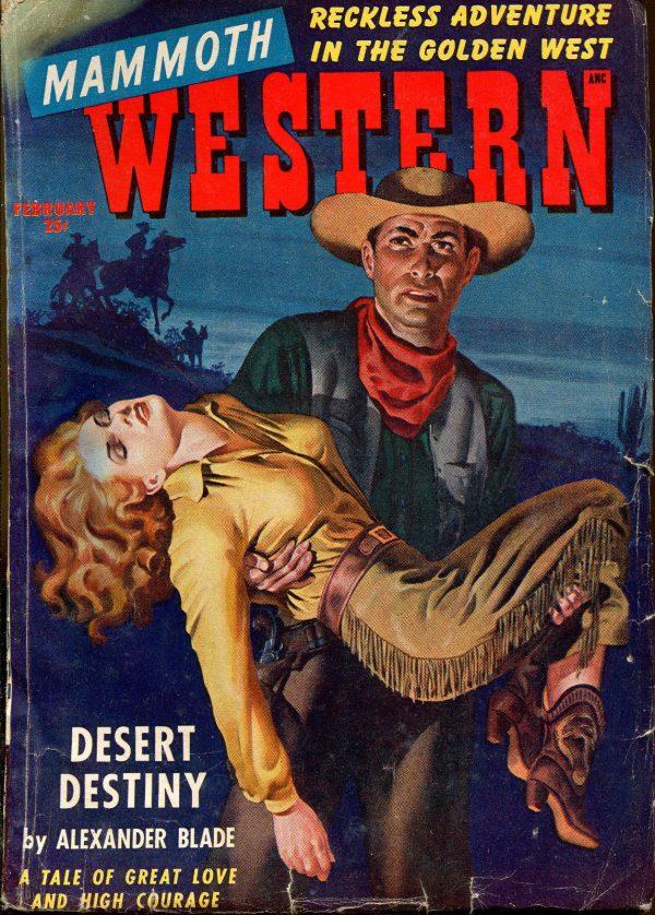 Mammoth Western Feb., 1949