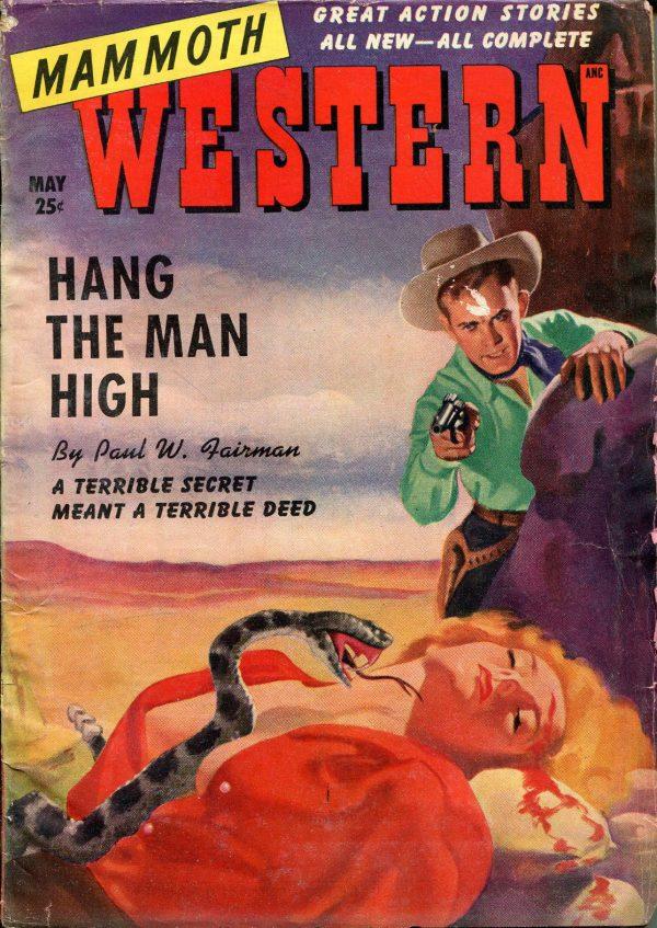 Mammoth Western May, 1950