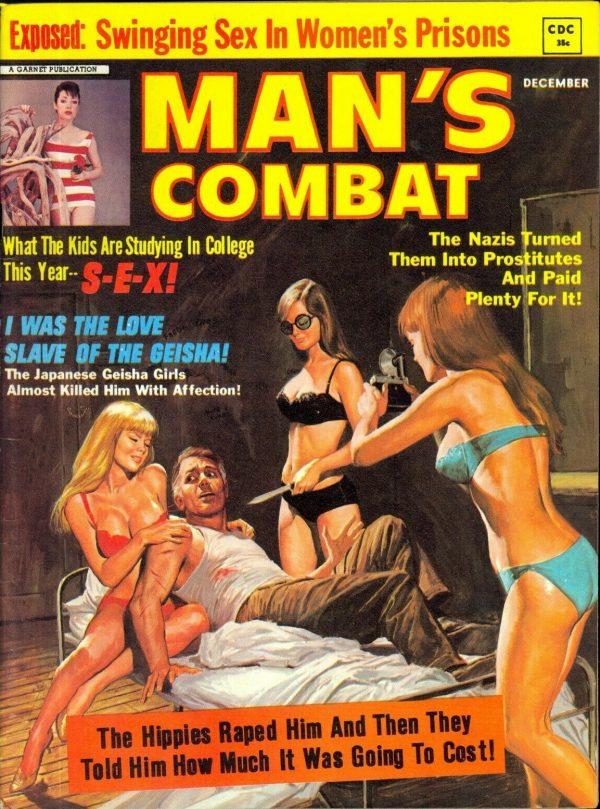 Man's Combat December 1969
