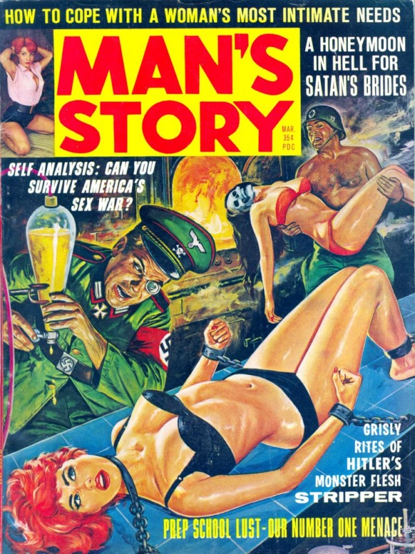Man's Story, March 1965