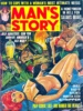 Man's Story, March 1965 thumbnail