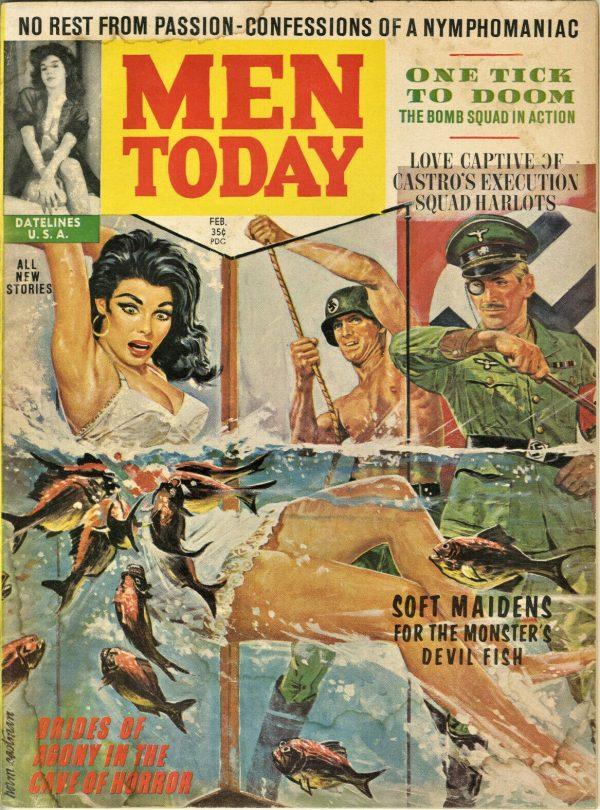 Men Today Magazine February 1963