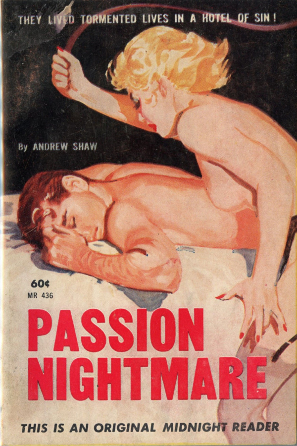 Midnight Reader 1961 MR436 - Passion Nightmare (1962)