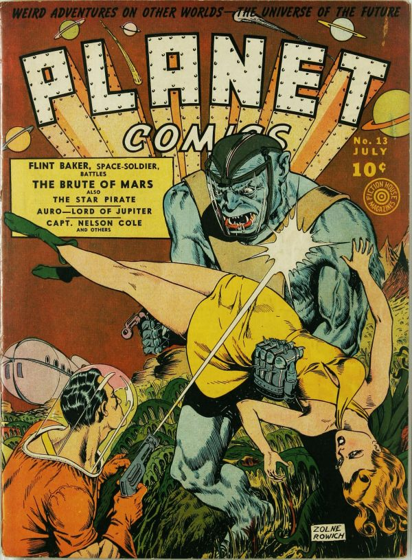 Planet Comics #13