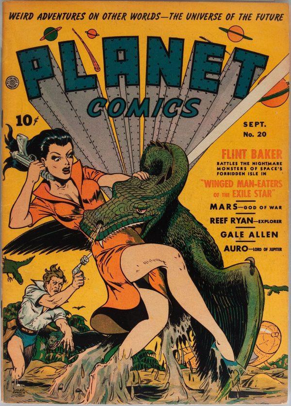 Planet Comics #20