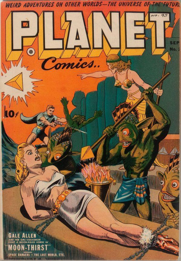 Planet Comics #26