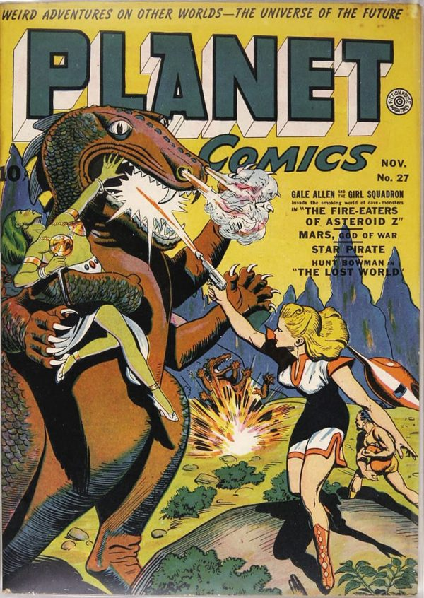 Planet Comics #27