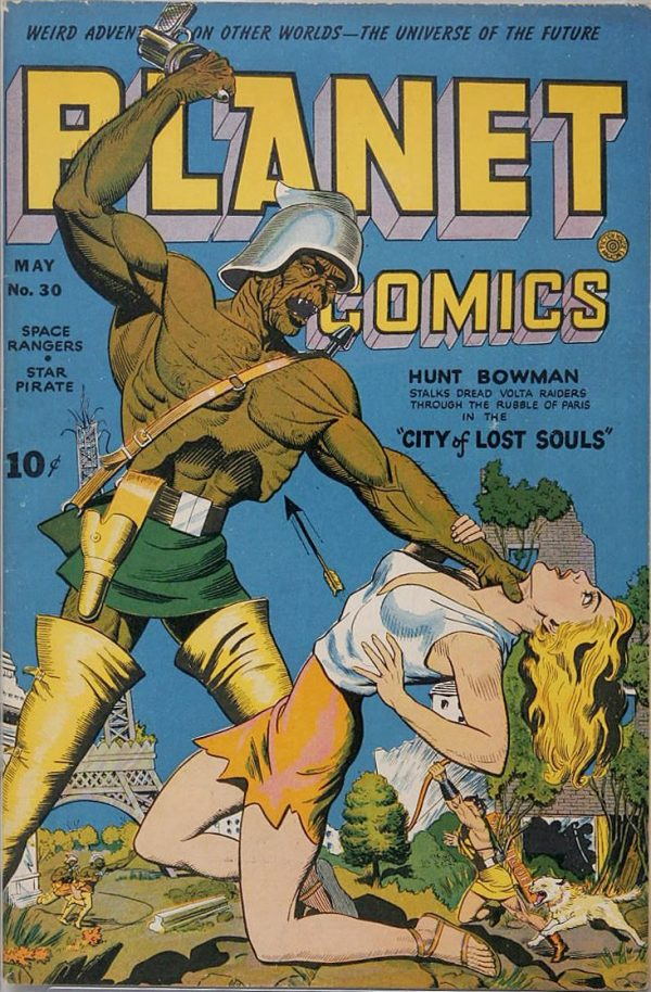 Planet Comics #30