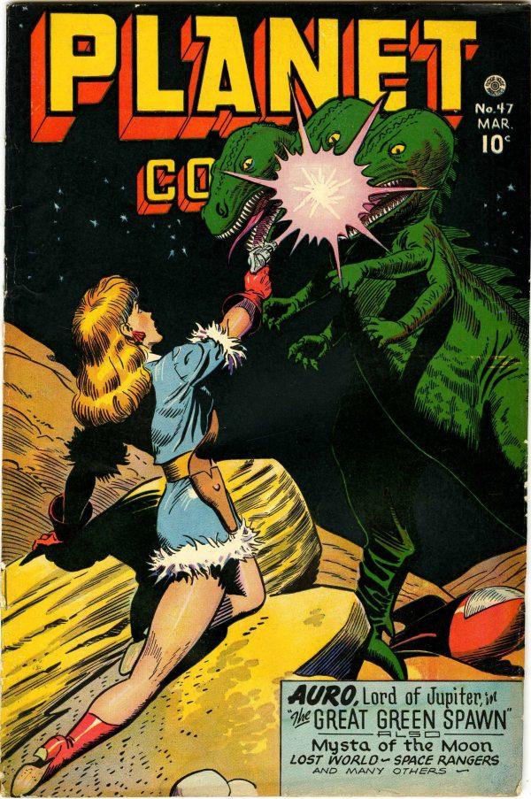 Planet Comics #47