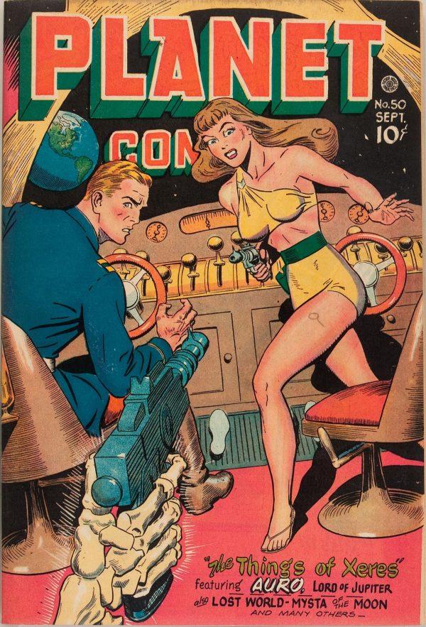 Planet Comics #50