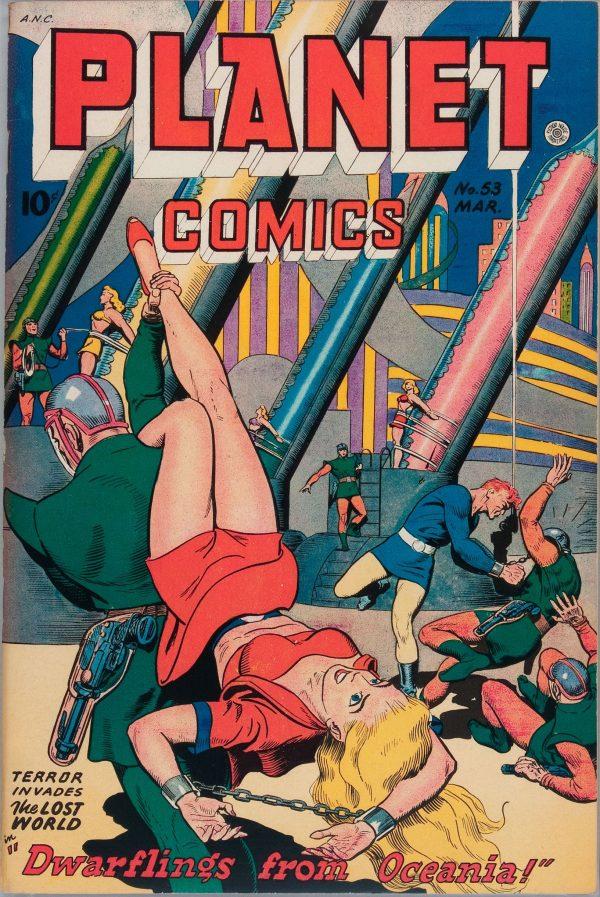 Planet Comics #53