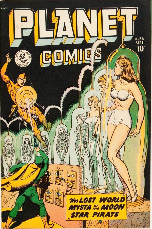 Planet Comics #56
