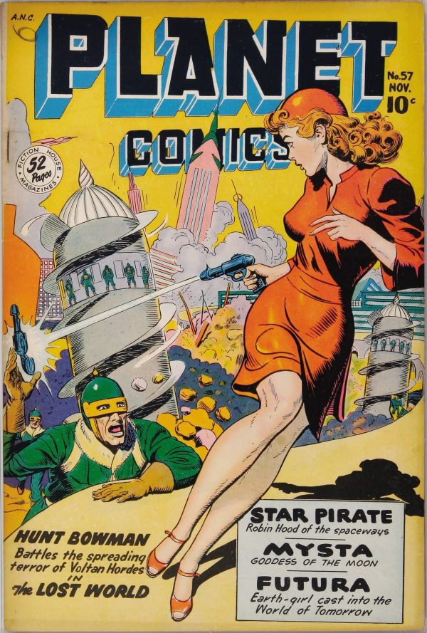 Planet Comics #57