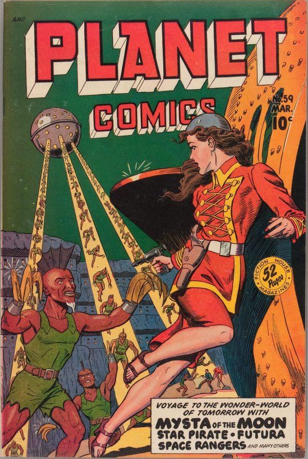 Planet Comics #59