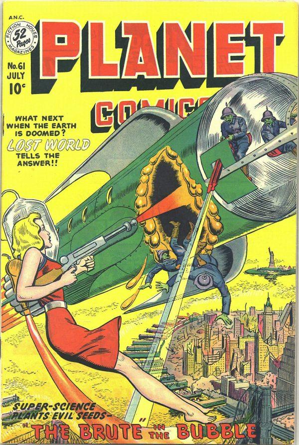 Planet Comics #61