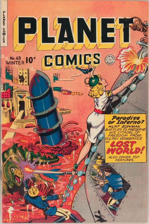 Planet Comics #63