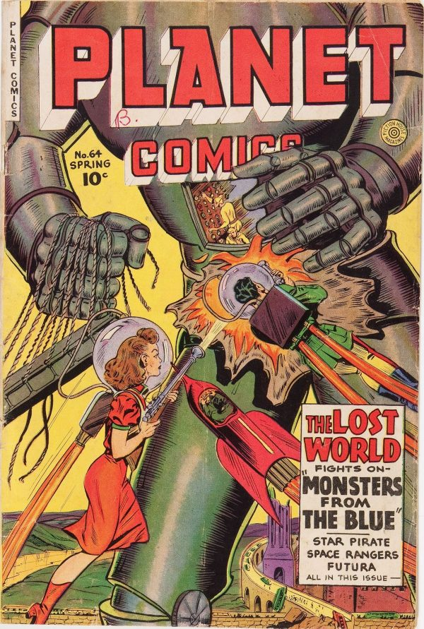 Planet Comics #64