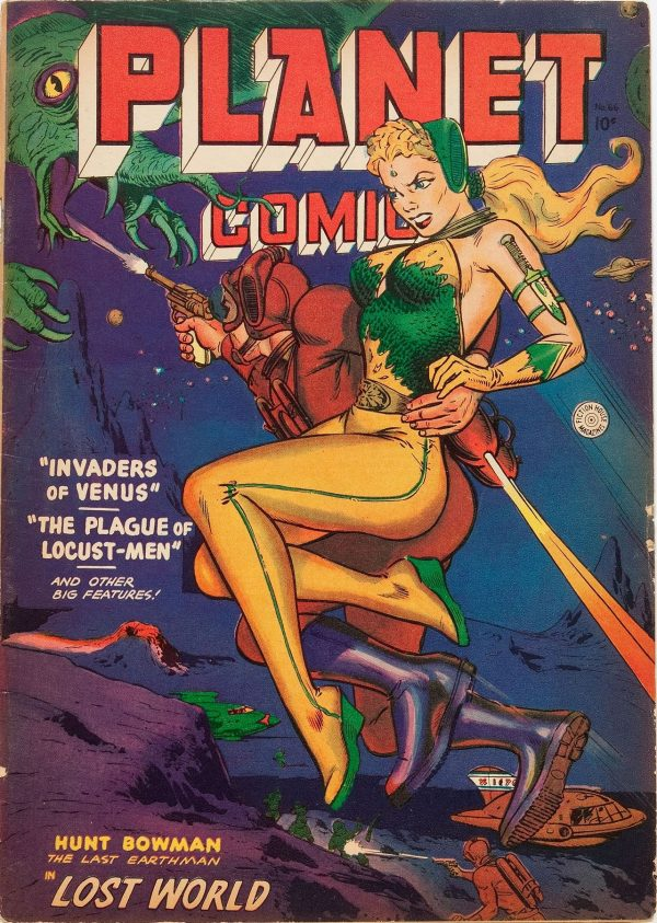 Planet Comics #66