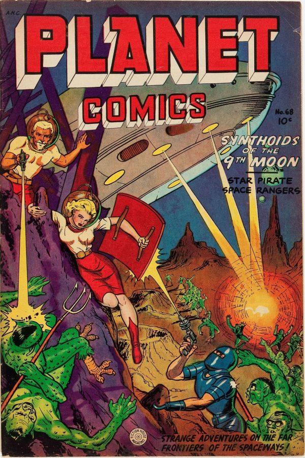 Planet Comics #68
