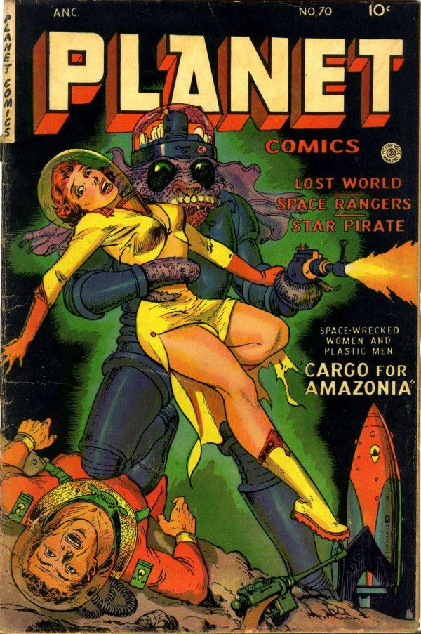 Planet Comics #70