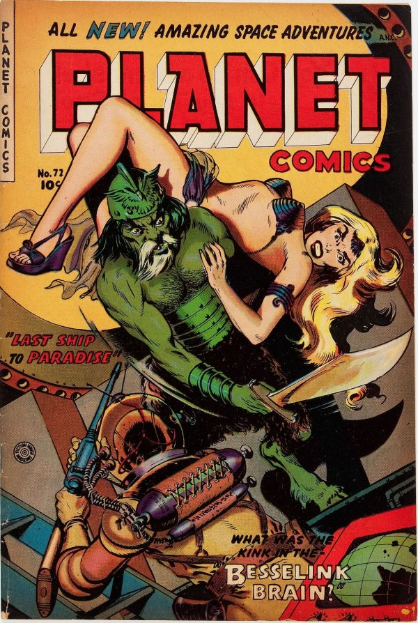 Planet Comics #72