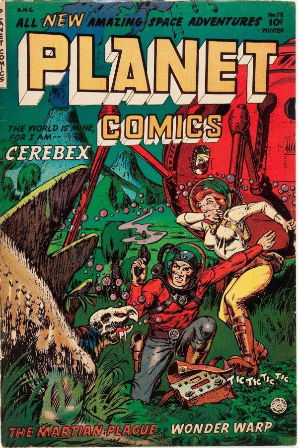Planet Comics #73