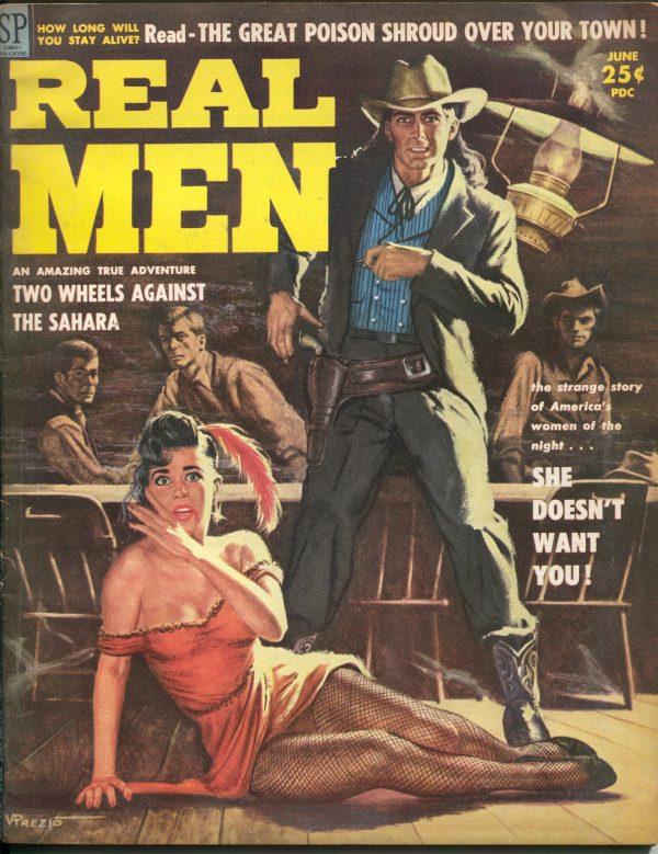 Real Men June 1958