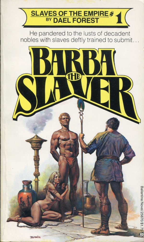 Slaves Of The Empire #1 Barba The Slaver