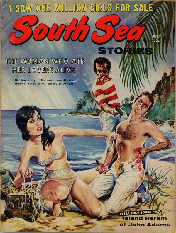 South Sea Stories July 1960
